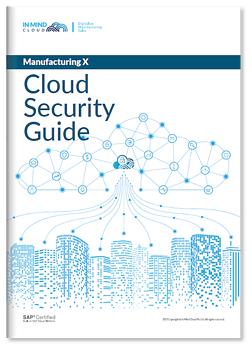 Manufacturing X Security Guide